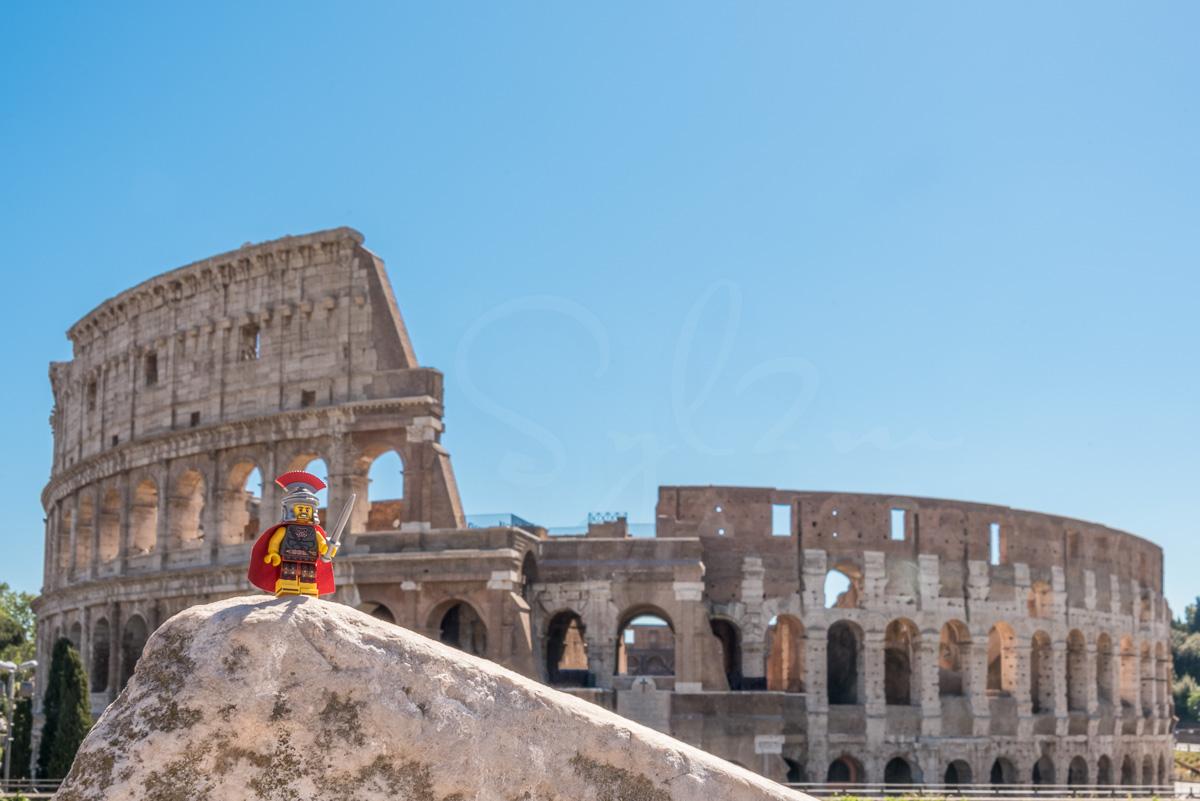 Centurion et le Colisée