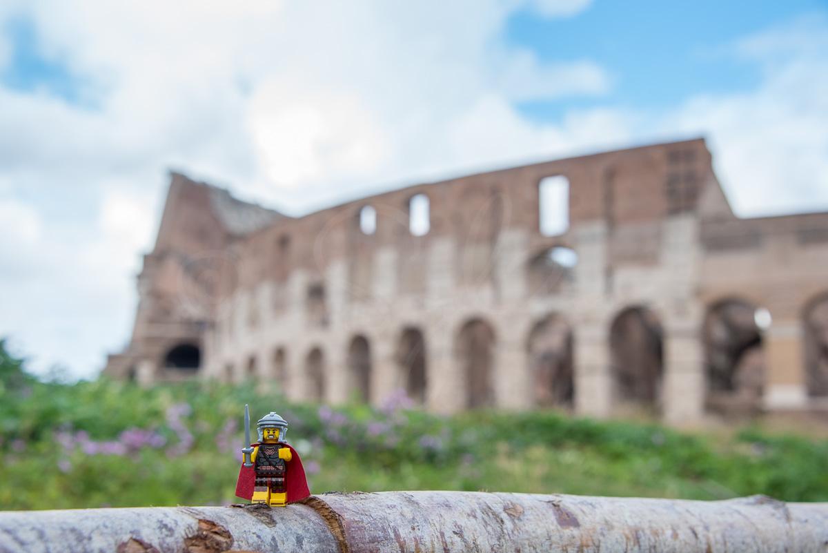 Legionnaire Romain Lego