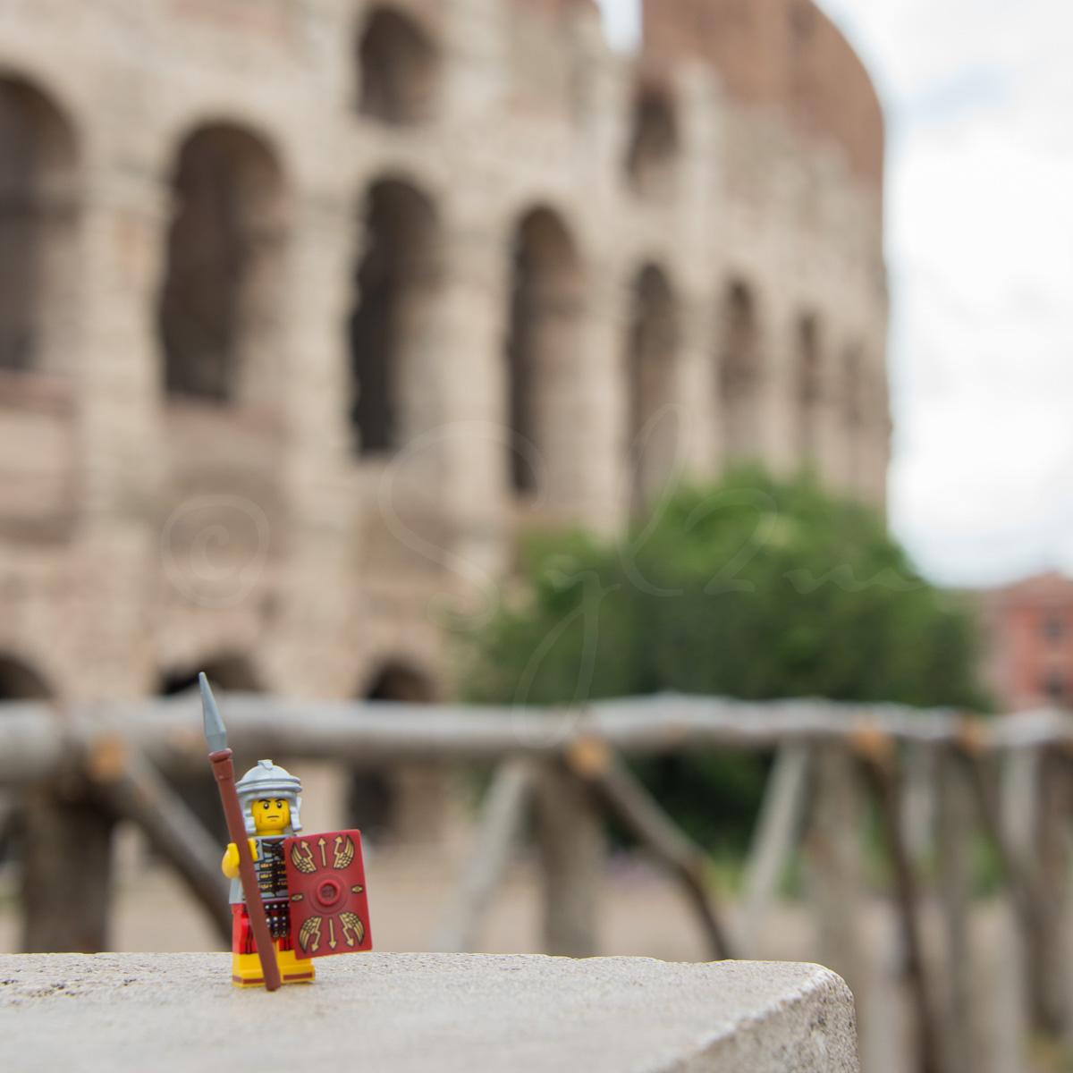 Centurion Lego