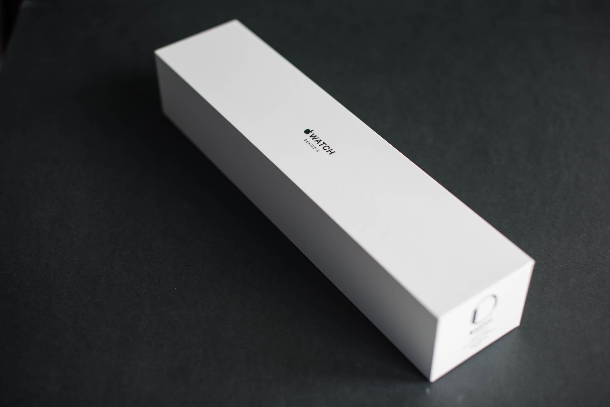 Apple Watch Boîte