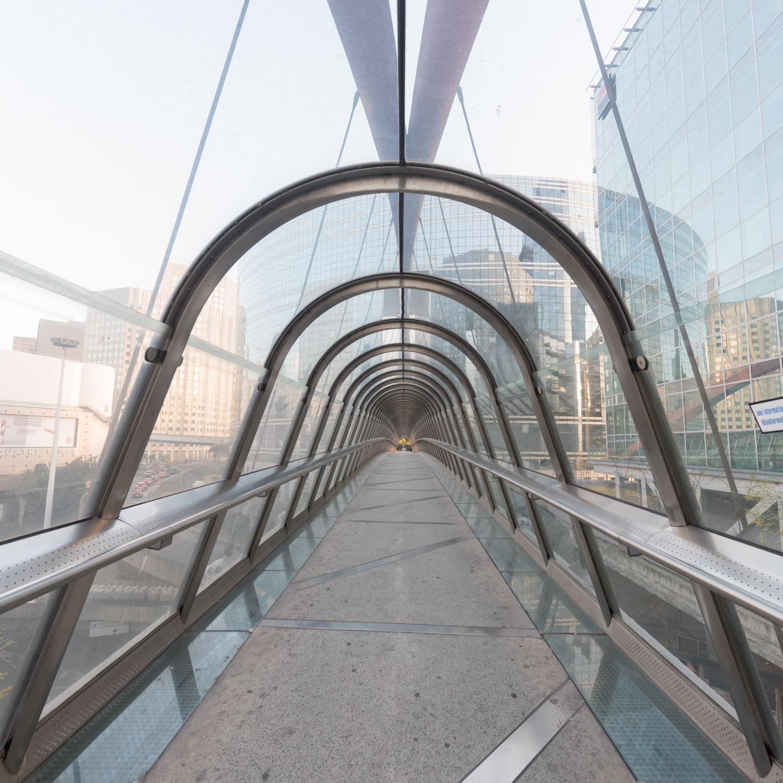 Japan Bridge Paris La Défense