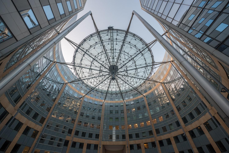 Dôme de la Place ronde