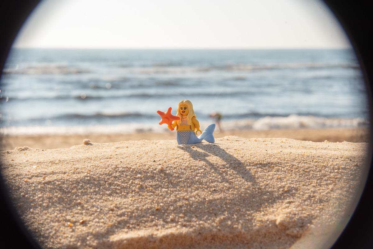 Sirène Lego