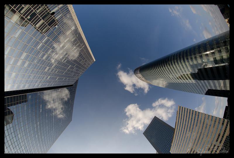 Tours La Défense Paris
