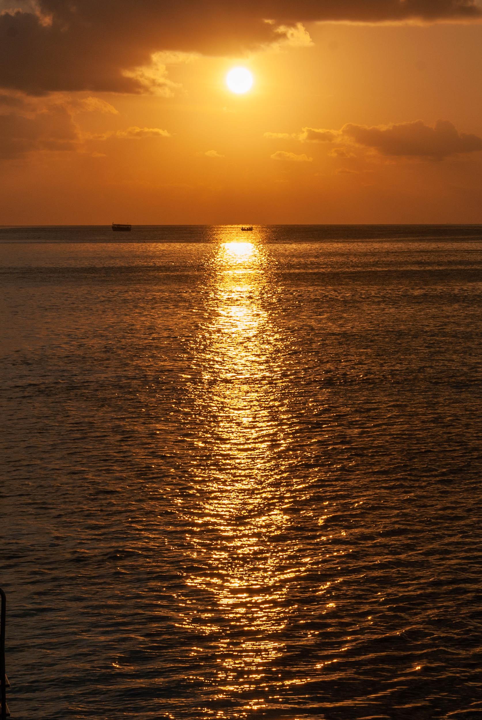 Sunset - Coucher de soleil
