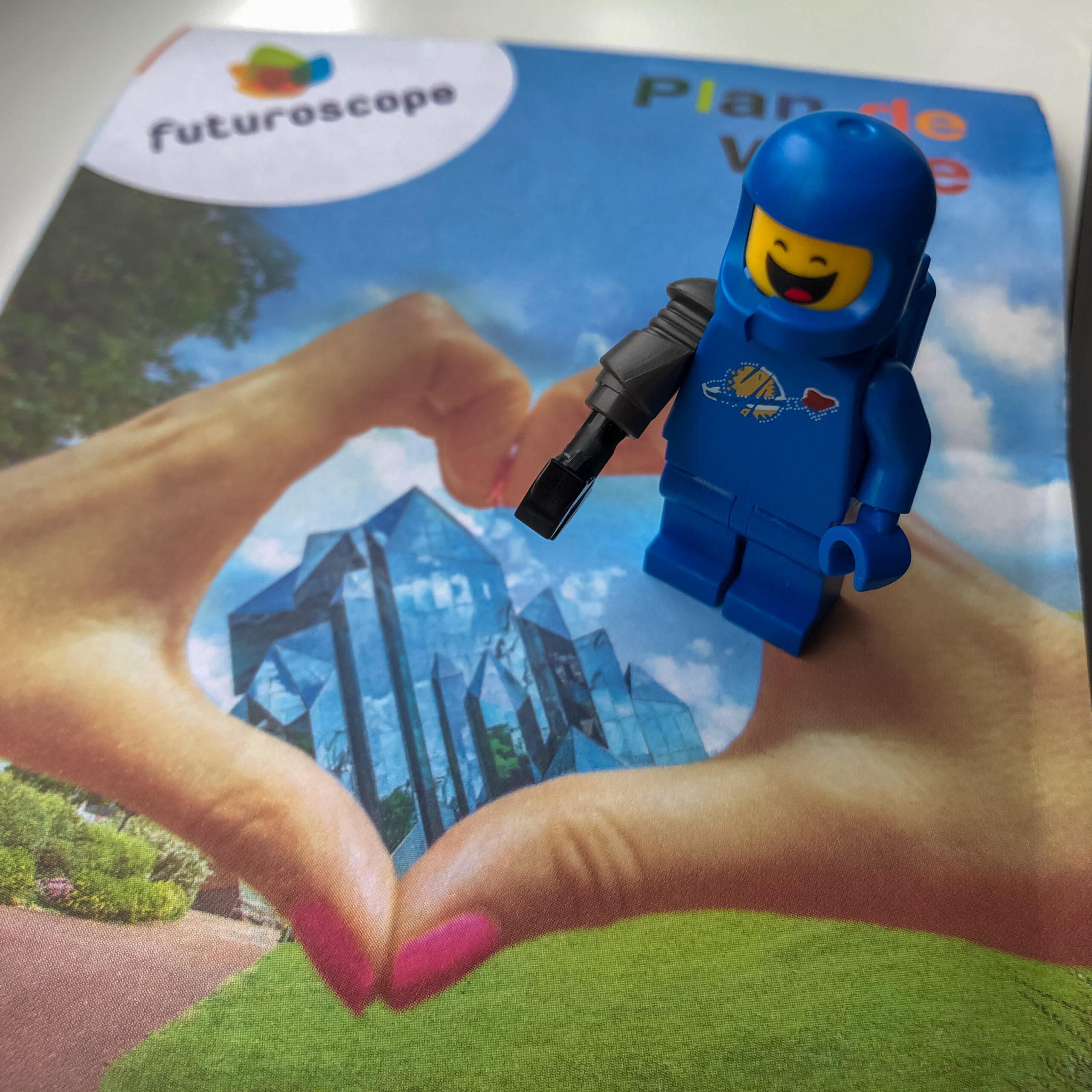 Lego - Futuroscope - Love