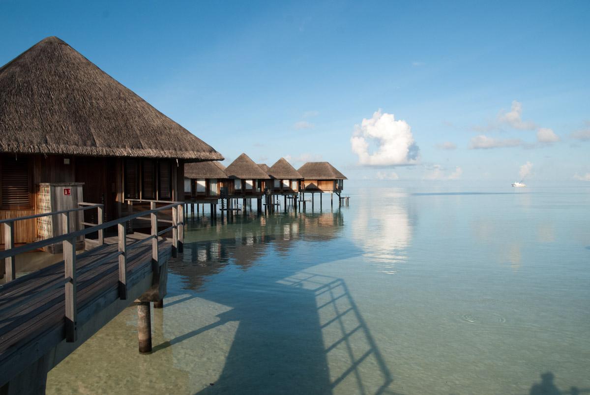 Les suites du Club Med de Kani Maldives